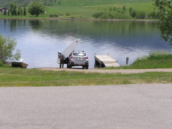 Recreation Management Planning: Boat Launch Site