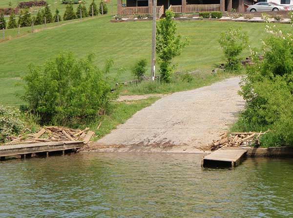 Shoreline Management - Dock Photo